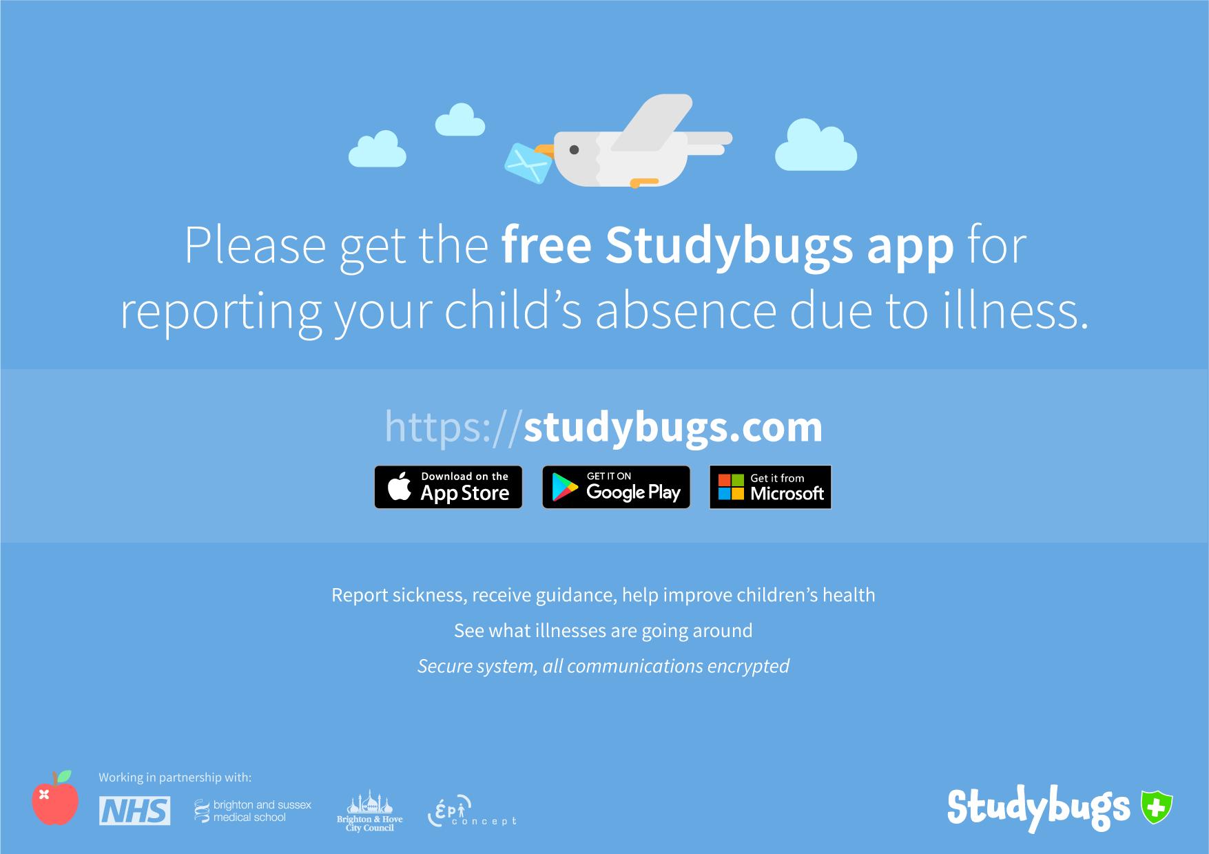 Studybugs Email